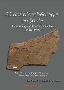 couverture 50 ans d'archéologie