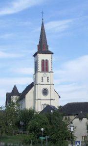 Eglise d'Esquiule
