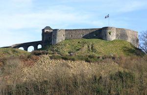 chateau fort Mauléon