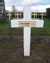Croix Restoyburu