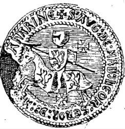 sceau Auger de Mauléon